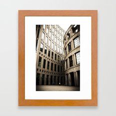 Vancouver Public Library Framed Art Print