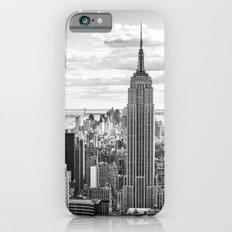 New York Skyline Slim Case iPhone 6s