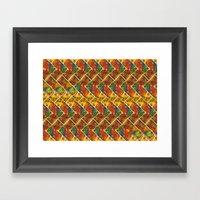 Check Mate Framed Art Print