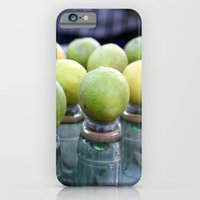 Lemon Sodas iPhone 6 Slim Case