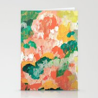 Abstract 83 Stationery Cards