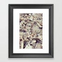 SandShells Framed Art Print