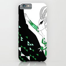 Capricorn / 12 Signs of the Zodiac iPhone 6 Slim Case