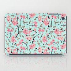 Cherry Blossom Pattern(sky) iPad Case