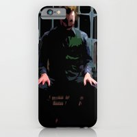 iPhone & iPod Case featuring The Joker by  David Somers