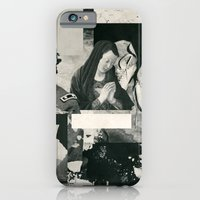 iPhone & iPod Case featuring Untitled by Young Weirdos Guild