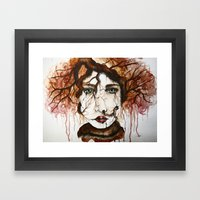 Revange Framed Art Print