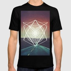 Forma 04 Mens Fitted Tee Black SMALL