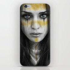 Sorrowful Fortune iPhone & iPod Skin