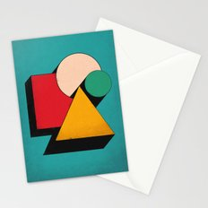 Shapeville Stationery Cards