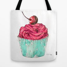 Creative Cupcake... Tote Bag