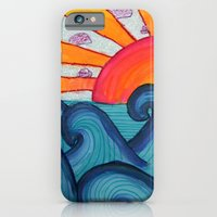 iPhone & iPod Case featuring summer by Taylor St. Claire