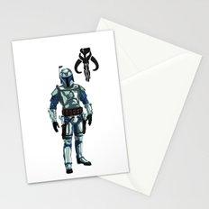Jango Fett Stationery Cards