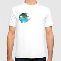 Play Time! Mens Fitted Tee White SMALL