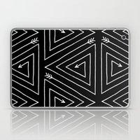 Arrow Triangle  Laptop & iPad Skin