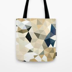 Neutral Tris Tote Bag