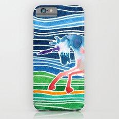 Unicorn - Licorne - Unicornio - Einhorn Slim Case iPhone 6s