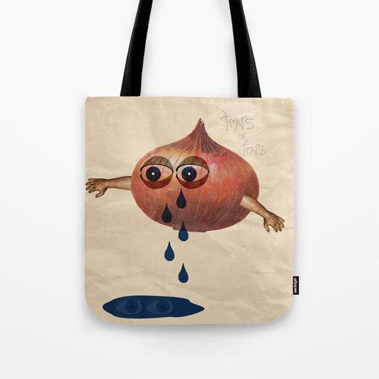 Tears of Fears. Tote Bag