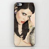 The Gaze iPhone & iPod Skin