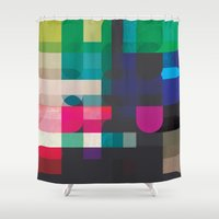 Circleton Shower Curtain