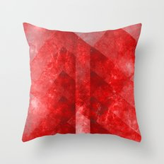 Ruby Nebulæ Throw Pillow