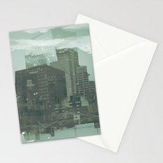 cutting through Stationery Cards