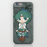 Steampunk Sailor Neptune - Sailor Moon iPhone 6 Slim Case