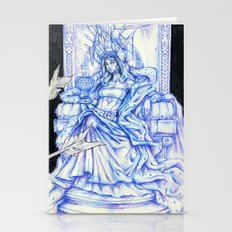 Queen of Cups Stationery Cards