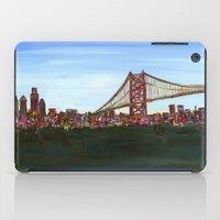 Ben Franklin Bridge iPad Case