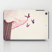 Butterflies iPad Case