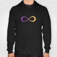 Infinite (purple/yellow) Hoody
