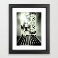 006 Framed Art Print