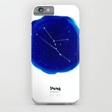 Taurus Zodiac Single iPhone 6 Slim Case