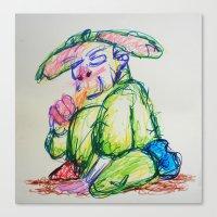RABITO Canvas Print