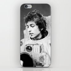 bob dylan spacer iPhone & iPod Skin