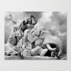 Europe 6 Canvas Print