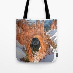 Natural Bridge - Bryce Canyon Tote Bag