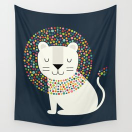 Wall Tapestry - As A Lion - Andy Westface