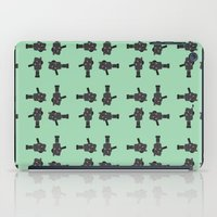 Camera 02 Pattern iPad Case