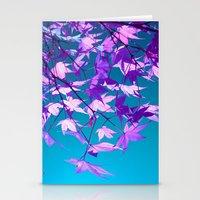 Purple Tree XXIIX Stationery Cards
