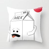 UKSA #2 Throw Pillow