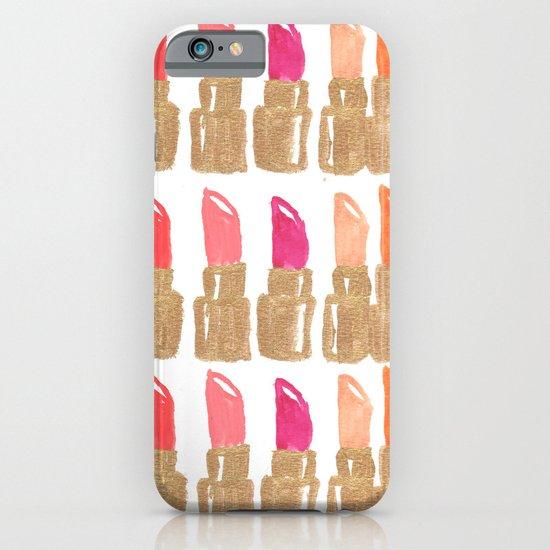 Lipstick! iPhone & iPod Case