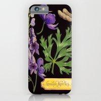 iPhone & iPod Case featuring Wolfsbane by Britt Wilson