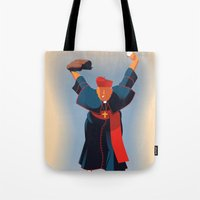 Cardinals Baseball Tote Bag