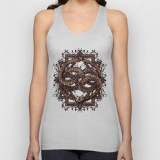 Life Is A NeverEnding Story Unisex Tank Top