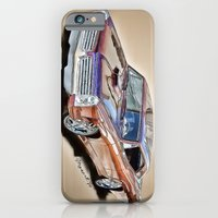 Pontiac GTO iPhone 6 Slim Case