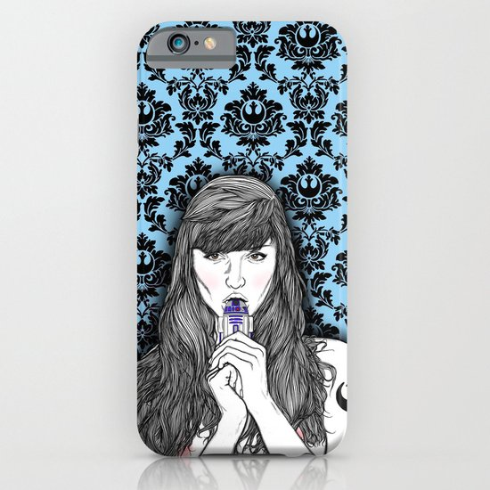 Love for the Rebellion iPhone & iPod Case