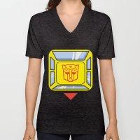 Transformers - Bumblebee Unisex V-Neck