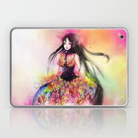 TO LEAVE OR TO STAY? Laptop & iPad Skin