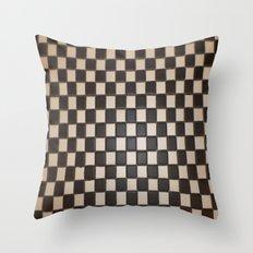 MEDITATION-SQUARE Throw Pillow